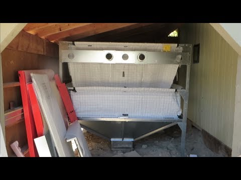 Windhager BioWIN 350XL Automatic Boiler - The Hopper