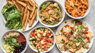 Easy 5 Ingredient Meals (Vegan + Healthy)