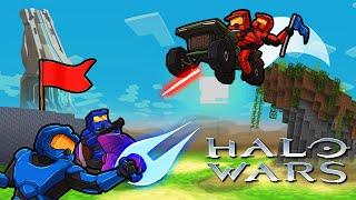Halo Wars - CAPTURE THE FLAG! (Minecraft)
