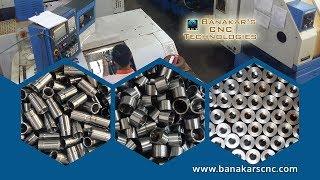 Precision CNC Turning Components Aerospace Automates Job work Veerasandra Bangalore Bengaluru