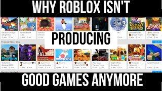 Why Roblox Isn