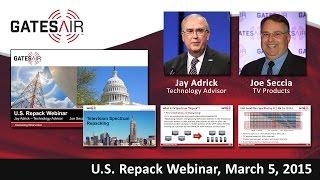 U.S. Repack Webinar