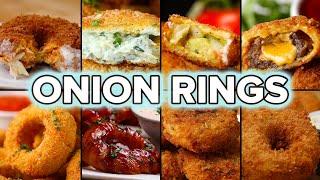 8 Onion Ring Recipes