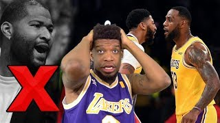 Lakers END Cousins Career?! Cut From Team! Lakers vs Grizzlies Highlights