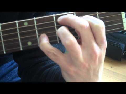 Guitar_Dominant 7 Sharp 9 Chord
