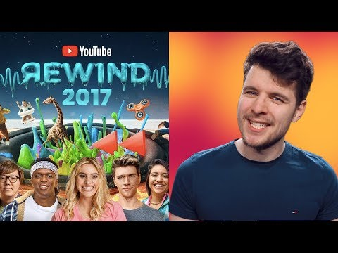 The Problem With YouTube Rewind 2017