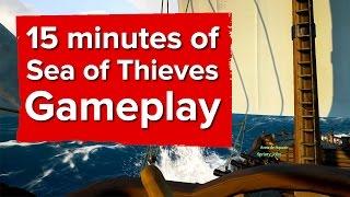 15 minuti di gameplay