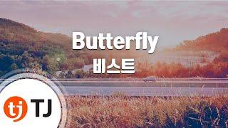 [TJ노래방] Butterfly - 비스트(BEAST) / TJ Karaoke