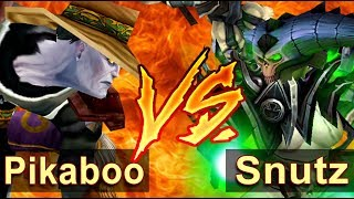 The Best Rogue vs Best Warlock - Pikaboo V Snutz Savix Invitational