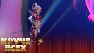 Зажигательная и неповторимая танцовщица Таня Чернега | Круче всех!