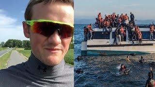 Как же мне надоели эти беженцы!