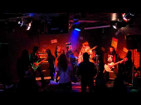 Oct. 6, 2012 One-Eyed Jacks Roadhouse - Gasoline -n- Whiskey