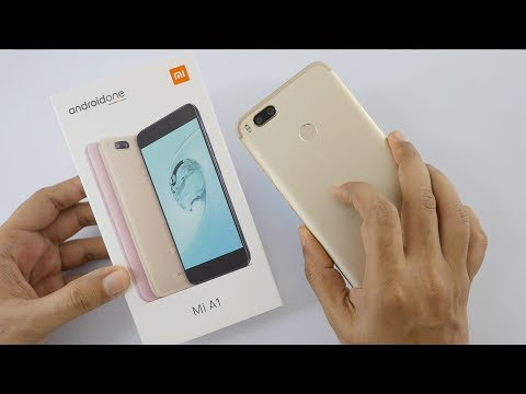 997456327 Xiaomi Mi A1 Android One Smartphone Unboxing   Overview