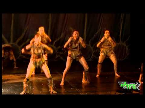 Total Dance Groove - Tree Of Sacrifice | DO U SPEAK DANCE Showcase 2015 by Total Dance Center