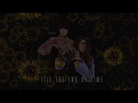 KAZKA x ALEKSEEV - Till The End Of Time ( LYRICS )