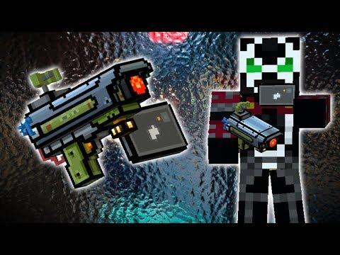Pixel Gun 3D - AIRSTRIKE LAPTOP [Gameplay] -_-