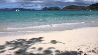preview picture of video 'Jumbie Bay Beach St. John USVI'