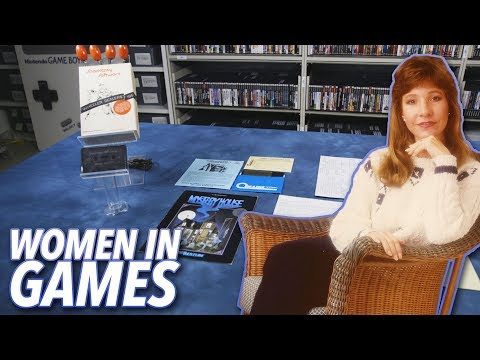 Three Very Rare Games Made By Extraordinary Women