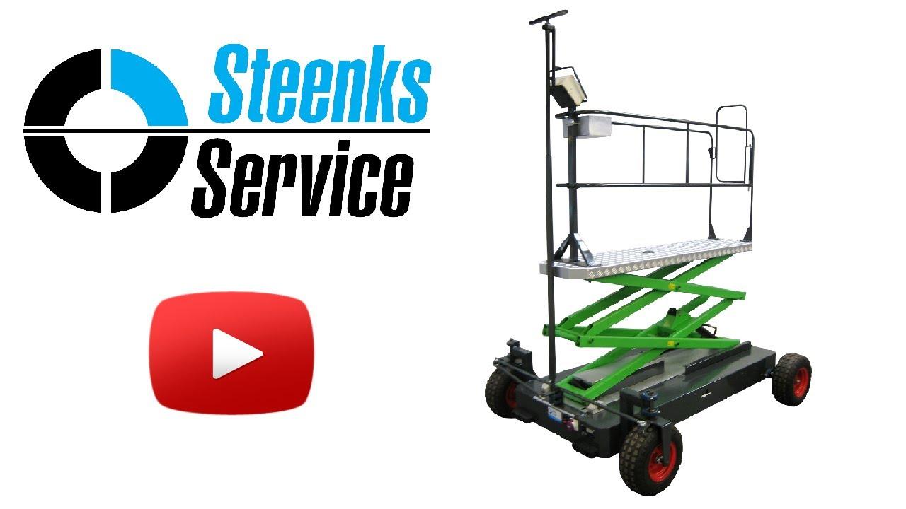 YouTube video   Luchtbandenwagen Berkvens