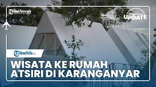 TRAVEL UPDATE: Menengok Rumah Atsiri yang Dikunjungi Nicholas Saputra di Karanganyar