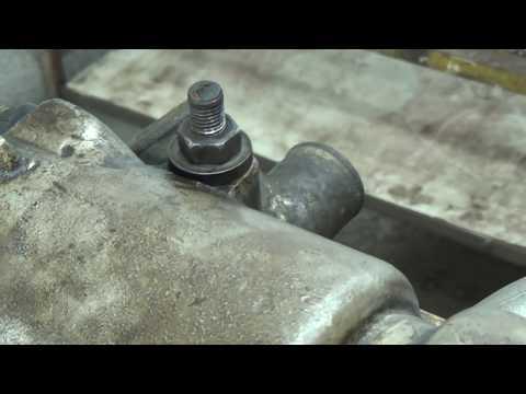 Фото к видео: Мотор ВАЗ-2106 с разборки