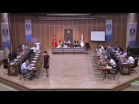 BODRUM BELEDİYESİ TEMMUZ AYI OLAĞAN MECLİS TOPLANTISI 2.OTURUM - 2020