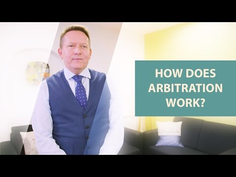 How does Family Law Arbitration work?
