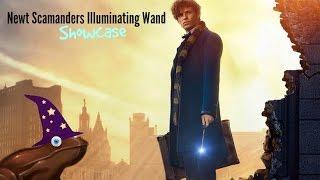 Newt Scamander's Illuminating Wand - Showcase