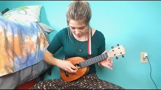 "HOW TO PLAY ""Havana"" ON UKULELE!"
