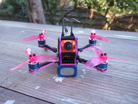 SPCMaker S125 unboxing, analysis, configuration and demo flight