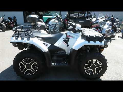 2014 Polaris Sportsman XP® 850 H.O. EPS LE in Sanford, Florida - Video 1