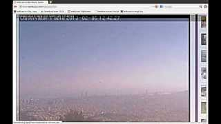 preview picture of video 'Meteor or comet over Spain feb 5 2013'