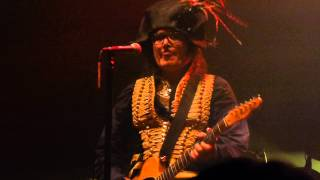 Adam Ant - Cool Zombie (live at the Roundhouse, London, 11.05.2013)