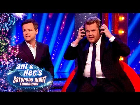 Read My Lips With James Corden!