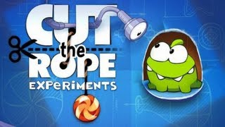 Cut the Rope: Experiments iPhone/iPod Gameplay