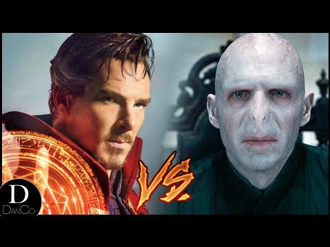 MCU Dr. Strange VS Voldemort | BATTLE ARENA