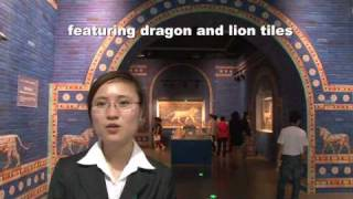 Video : China : The Pavilion of the Footprint, ShangHai 上海 World Expo