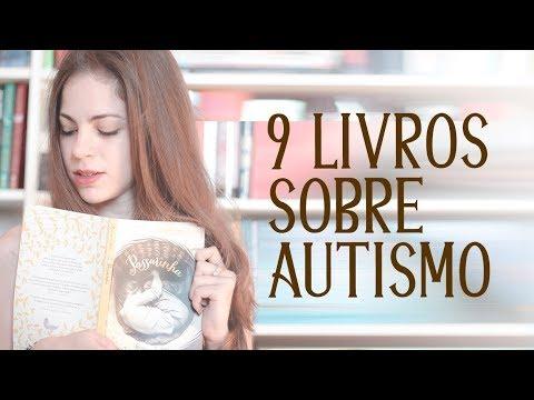 9 Livros sobre Autismo ?