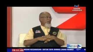 Rakaman Bual Bicara FIKRAH @ tv1 RTM – 12 Jun 2015