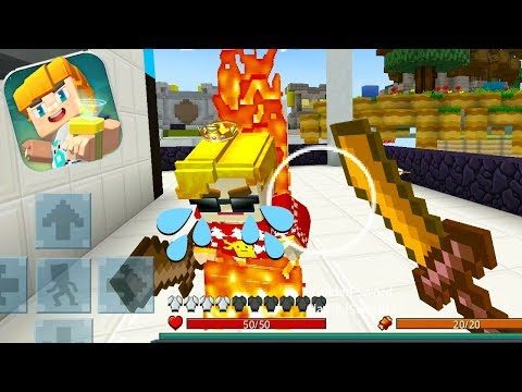 Blockman Go - Sky Royale in The Minecraft Mode