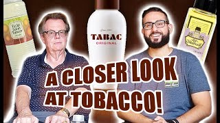 Tabac, Jacques Fath Pour LHomme, And More! W/ David Ball!