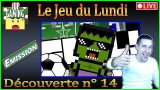 Le Jeu du Lundi - 14: #iDarb | Live Stream {PS4/Xbox One/PC} 1080p 60FPS Gameplay FR