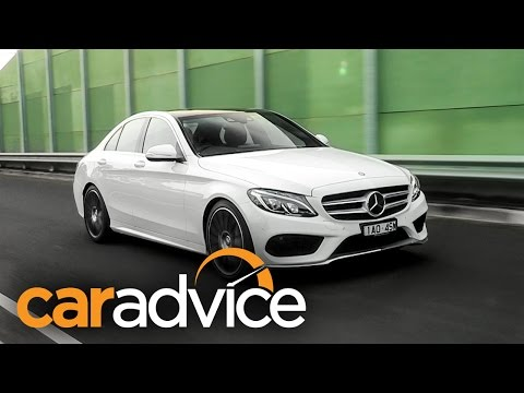 2015 Mercedes Benz C-Class Review - CarAdvice