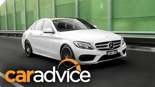 2015 Mercedes Benz C-Class Review - CarAdvice