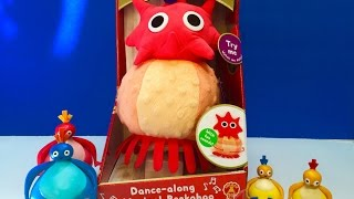 Brand New Dance-Along MUSICAL PEEKABOO Twirlywoos Toy Opening!