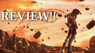 Saint Seiya: Knights Of The Zodiac Netflix  REVIEW!!