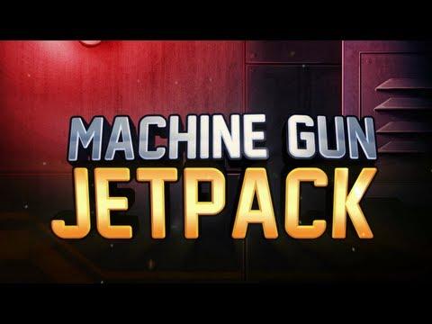 Halfbrick Talk Machine Gun Jetpack
