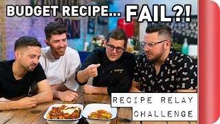 """Budget Recipe"" Relay Challenge 