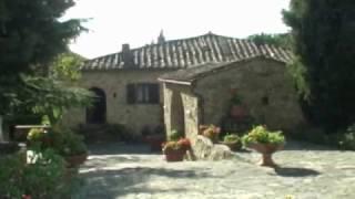 preview picture of video 'PODERE LE SIEPI - CASTELLINA IN CHIANTI TOSCANA'