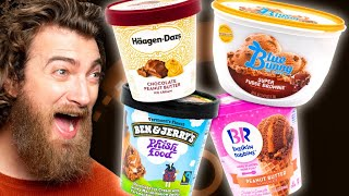 Ice Cream Taste Test Tournament: Chocolate Flavors